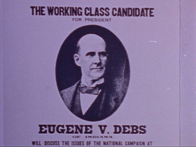 Screenshot Eugene Debs